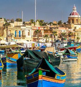 1 kelionė - 2 salos. Malta ir Gozas 2019/09/15-09/22