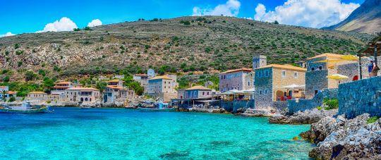 2020 metų vasarą atostogaukite Peloponese!