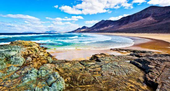 2020-2021 metų žiemos atostogos kvapą gniaužiančios gamtos saloje - Fuerteventūroje! Skrydis iš Varšuvos