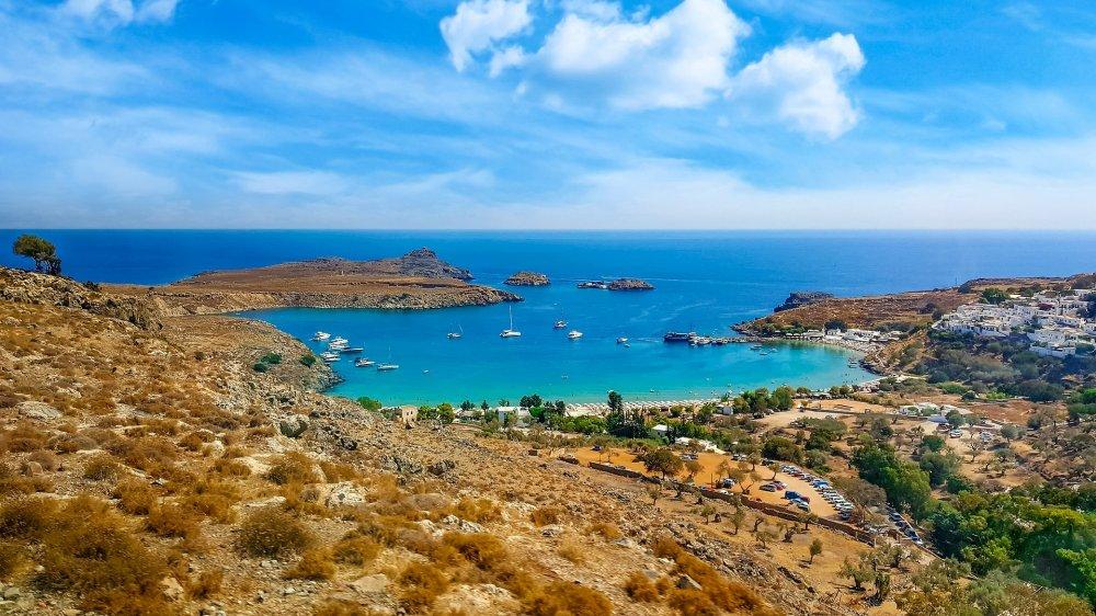 2021 metais keliaukime į saulės dievo sukurtą salą - RODĄ!