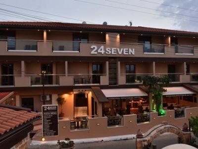 24 Seven Boutique Hotel 3*