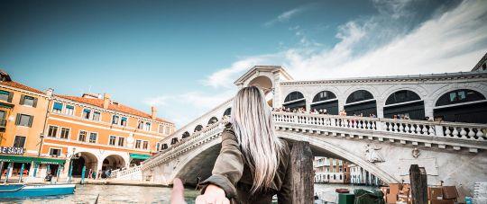 4 dienų rudens išvyka romantiškoje Venecijoje!