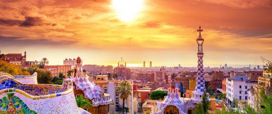 5 dienų poilsis bei pažintis su žavingaja Barselona!