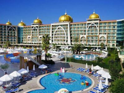 Alan Xafira Deluxe Resort and Spa 5*