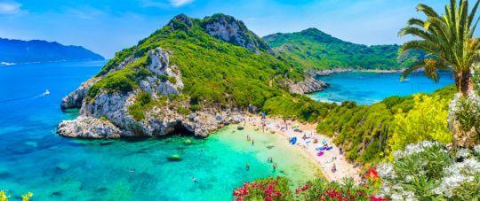 Atostogaukite Graikiškuose Havajuose - Korfu!