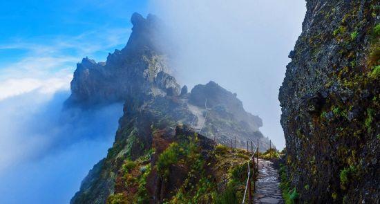 Atostogos amžinojo pavasario saloje - Madeiroje! 2021 m. žiema - pavasaris