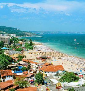 Atostogos Bulgarijoje rugpjūčio mėnesį. Skrydis iš Kauno!