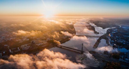 Atpalaiduojanti pažintinė kelionė - poilsis ir pramogos Jūrmaloje