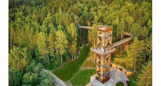 Atpalaiduojantis savaitgalio poilsis Europa Royale Druskininkai Hotel 4* su SPA zona!