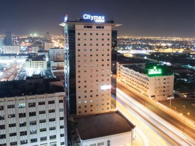 City Max Sharjah 3*