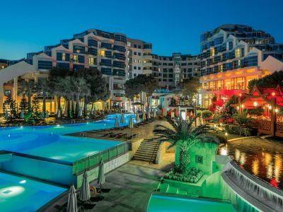 Cornelia De Luxe Resort 5*