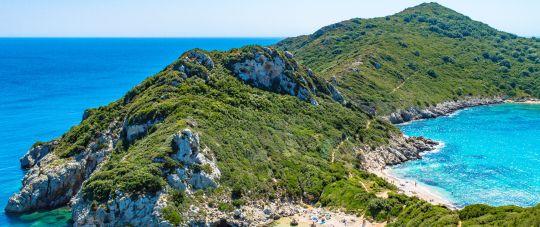 Degantis pasiūlymas į Korfu 05/25-06/01 7n.