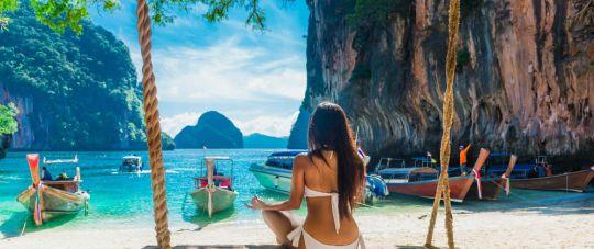 Degantis pasiūlymas į Tailandą iš Rygos 14n.!