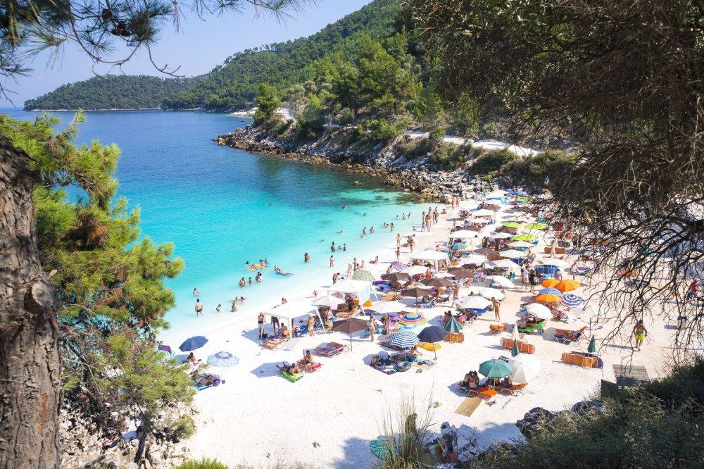Degantys pasiūlymai į Tasos salą Graikijoje!