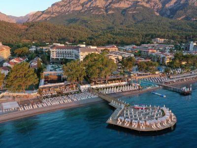 Double Tree By Hilton Antalya Kemer 5*