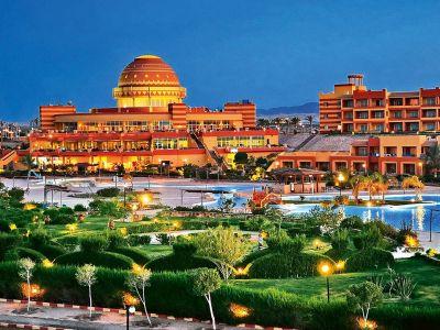 El Malikia Resort Abu Dabbab 5*