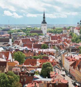 Estija - netikėti atradimai 4d. Pažintinė kelionė