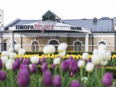 Europa Royale Druskininkai Hotel 4*