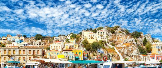 Gegužės 18-25 atostogaukite Rodo saloje !