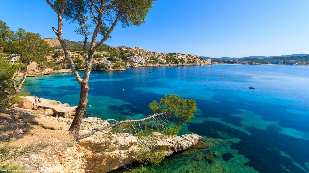 Geltonoji zona! Maljorka - gražiausia viduržemio jūros sala, skrydis iš Kauno!