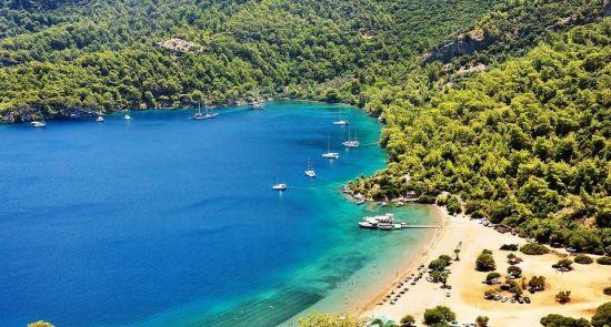 Geriausi pasiūlymai atostogoms Turkijoje spalį