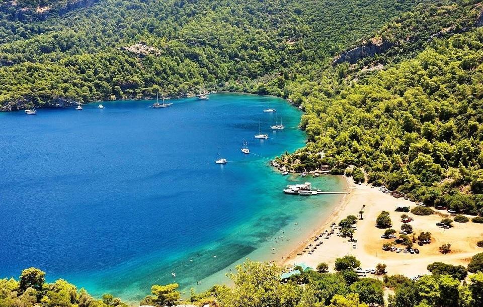 Geriausi pasiūlymai Turkijoje 2020 metų vasarai