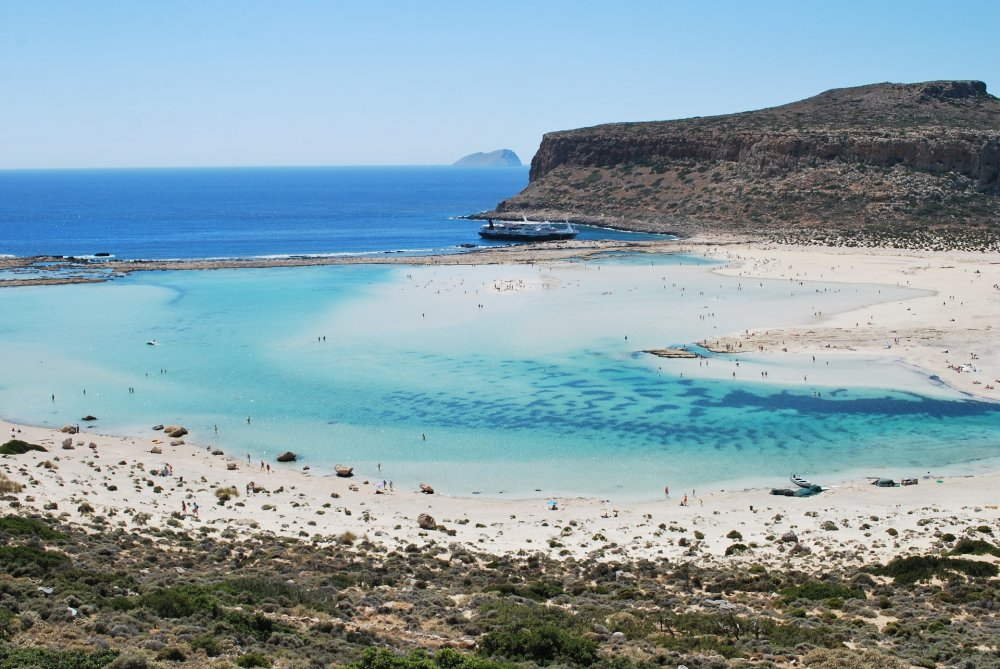 Graikiškos atostogos Kretos saloje !