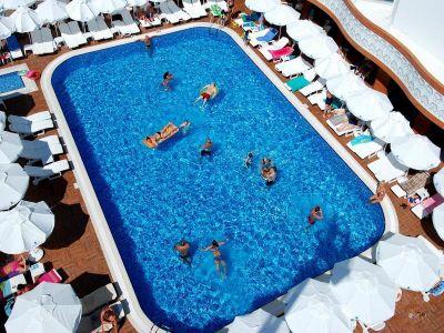 Grand Zaman Beach Hotel 4*