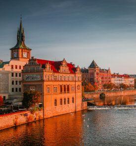 Gydomasis 8 dienų poilsis SPA HOTEL CENTRALNI LAZNE 4* Čekijoje!