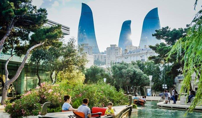 Gydomasis poilsis CHINAR HOTEL & SPA 5* Azerbaidžane! 15 n.