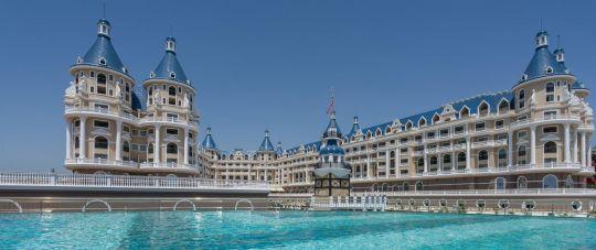 HAYDARPASHA PALACE 5* - atostogos puikiai vertinamame viešbutyje Turkijoje!
