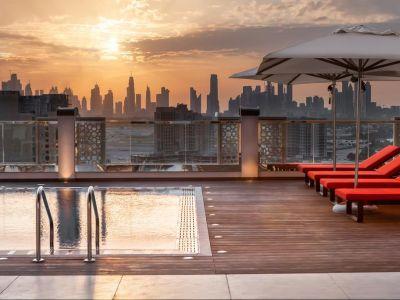 Hilton Garden Inn Dubai Al Jadaf Culture Village 4*