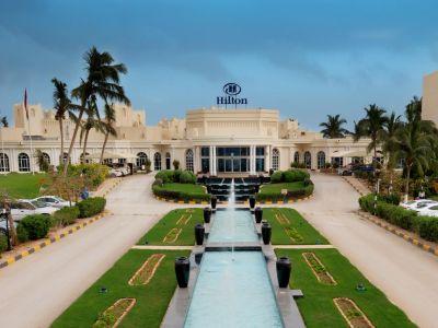 Hilton Salalah 5*