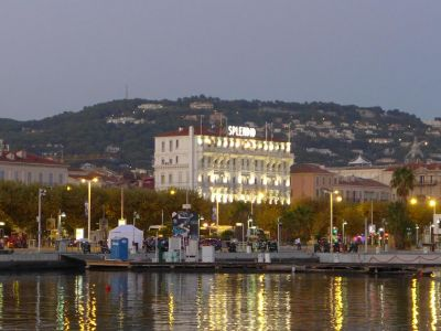 Hotel Splendid Cannes 4*