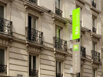 Ibis Styles Paris Pigaille Montmartre 3*