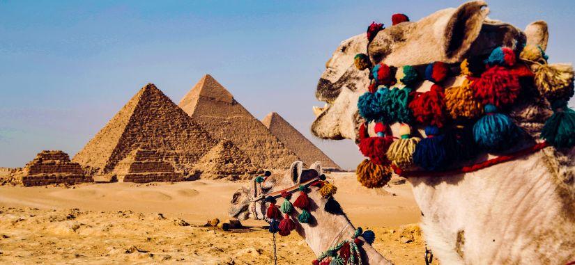 Per naujuosius keliaukite pasišildyti į Egiptą!