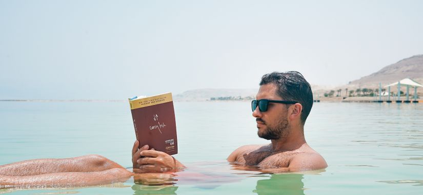 Jordanija - pažintinė kelionė su atsipalaidavimu prie negyvosios jūros