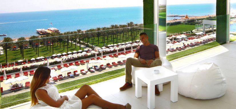 VIP! Išskirtinės atostogos suaugusiems Turkijoje Adam & Eve 5* viešbutyje! 2021 m. pavasaris