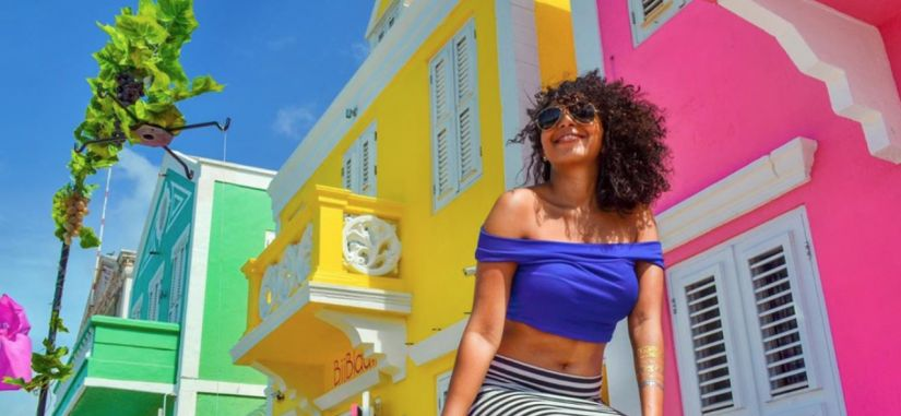 Egzotiška naujiena iš Varšuvos! KIURASAO - Karibų jūros sala!
