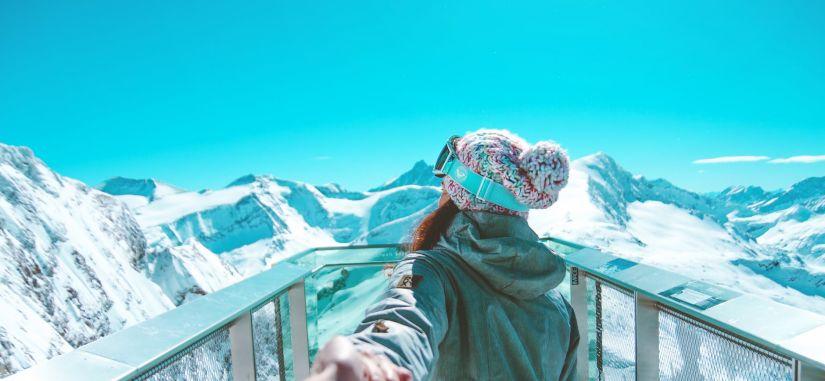 Slidinėjimas Italijos Alpėse (kelionė lėktuvu) 7 n.