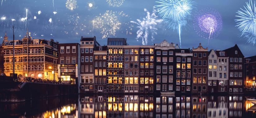 Sutikite Naujuosius Metus Amsterdame!