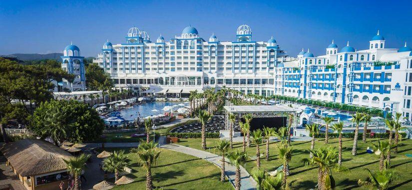 Prabangus poilsis Turkijoje- Rubi Platinum Resort 5* !