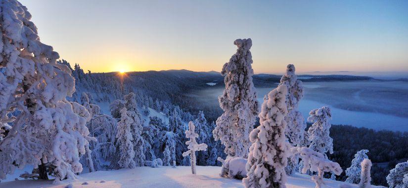 Kelionė į Laplandiją pas Kalėdų senelį