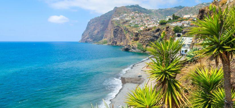 Kruizas - Atlanto karalienės! 4 Kanarų salos + Madeira, skrydis įskaičiuotas!