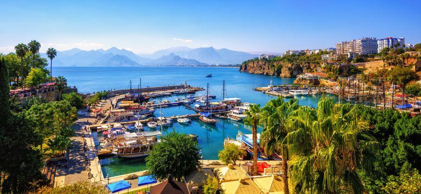 10 pasiūlymų pavasario atostogoms Turkijoje !