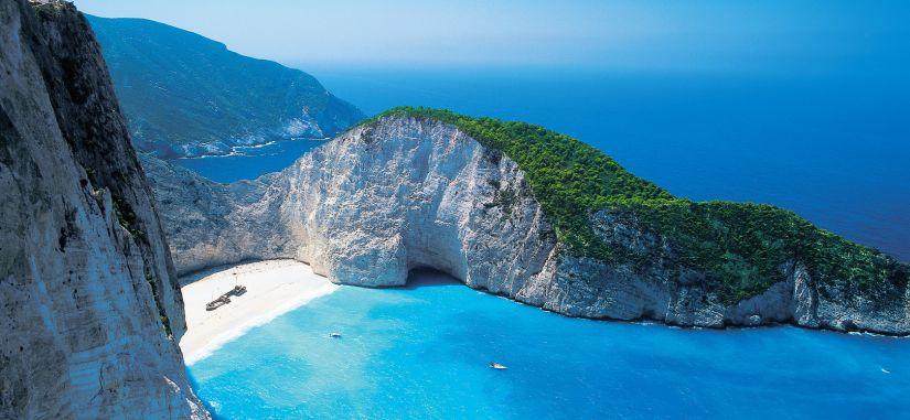 Auksiniai paplūdimiai bei pasakiškas kraštovaizdis! Poilsis Zakinto saloje!