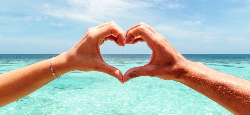 Puiki idėja Valentino dienai! Poilsis puikiai porų įvertintuose Hurgados viešbučiuose!