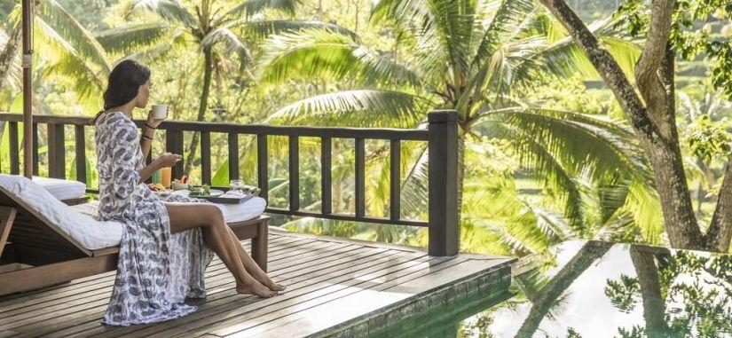 14 n. nepamirštamas poilsis ramybės bei egzotikos oazėje - Balio saloje!
