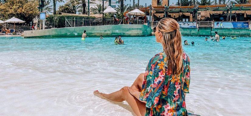 Kerinčios dangoraižių džiunglės bei žydri paplūdimiai- Jungtiniuose Arabų Emiratuose! Žiemos atostogoms