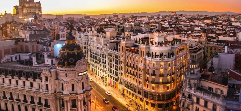 Nepamirštamas savaitgalis Madride ir Tolede 5d.